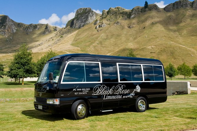 Black Rose 3 Hour Cruise Excursion | Includes Te Mata Peak + Art Deco Napier