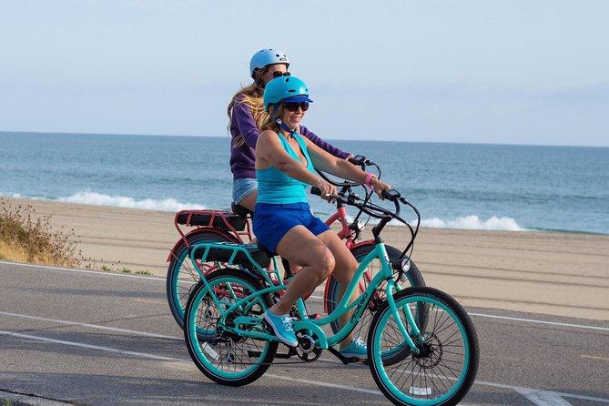 Carlsbad 3-Hour Electric Bike Rental