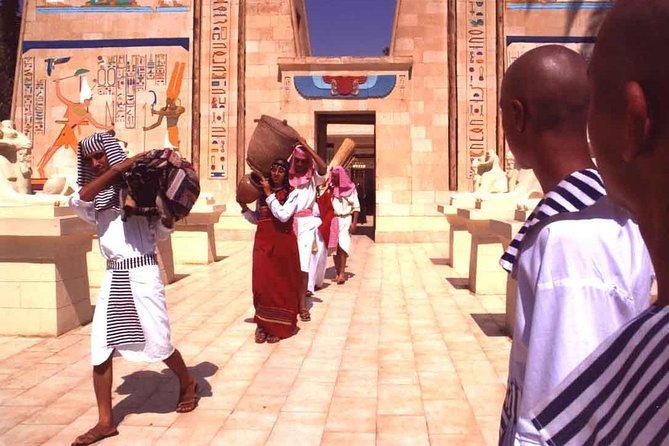 Full Day in The Pharaonic Village in Cairo