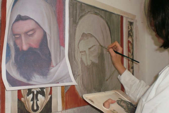Fresco Painting LAB