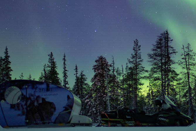 Camping under the Northern Lights photo 7