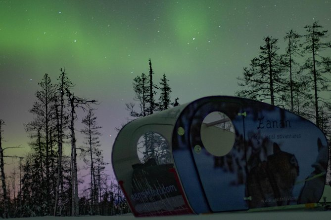 Camping under the Northern Lights photo 11