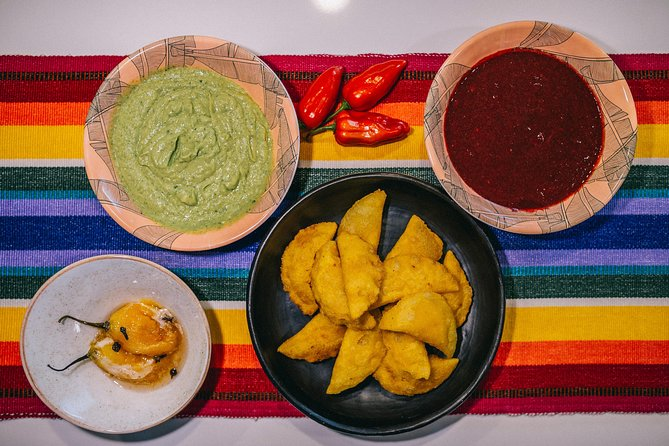 Learn, cook and have lunch with a Colombian chef photo 1
