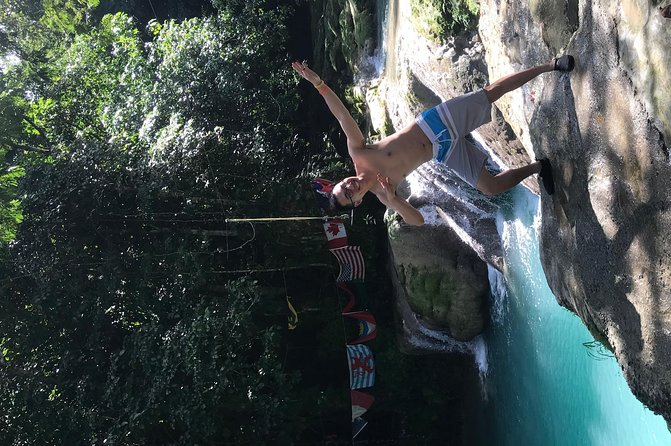 Montego Bay to Blue Hole/Secret Falls River Attraction photo 7