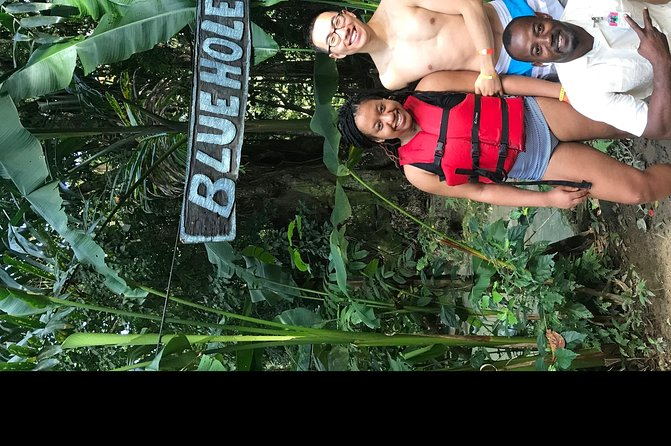 Montego Bay to Blue Hole/Secret Falls River Attraction photo 15