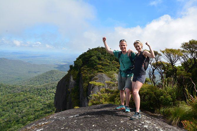 Cairns Rainforest Hiking Experience Incredible Mountains Remote Waterfall