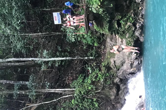 Montego Bay to Blue Hole/Secret Falls River Attraction photo 3