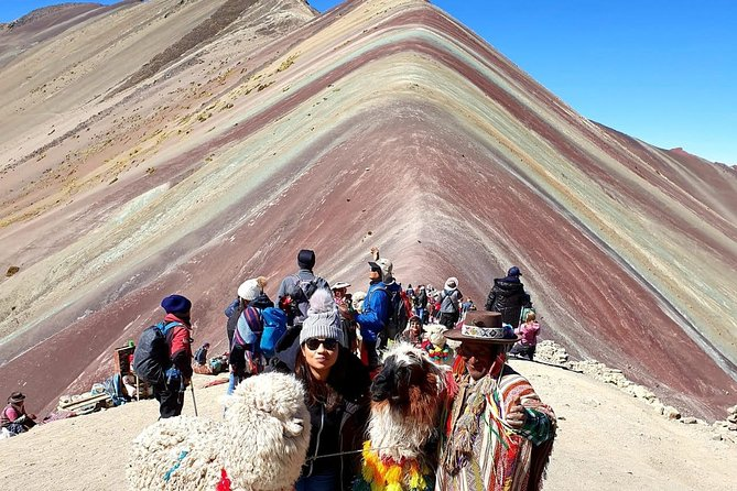 Raimbow Mountain - Cusco