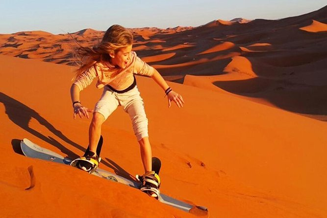 3-Day Tour from Marrakech to Merzouga with Camel Ride