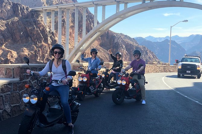 Hoover Dam Scooter Tour photo 7