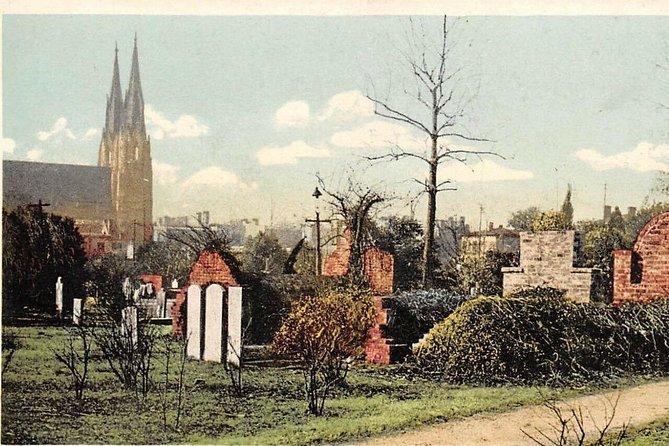 Savannah's Colonial Park Cemetery God's Acre Tour