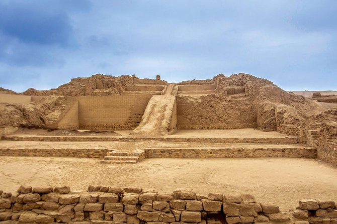 Pachacamac Archaeological Center less than 1 hour from Lima: Culture and history