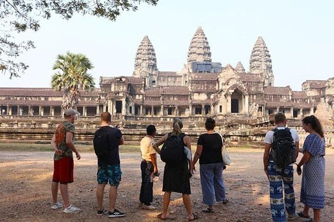 Highlight of Siem Reap Small Group Tour