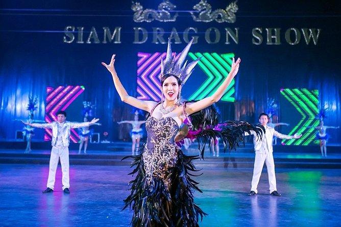 Siam Dragon Show Chiangmai