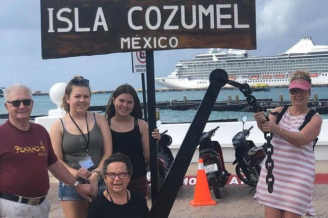 Private Tour in Cozumel by Car (up to 4 passengers)