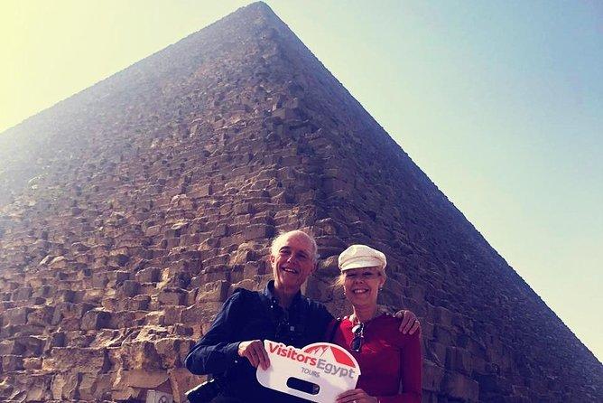 Day Tour to The Pyramids, Memphis & Saqqara