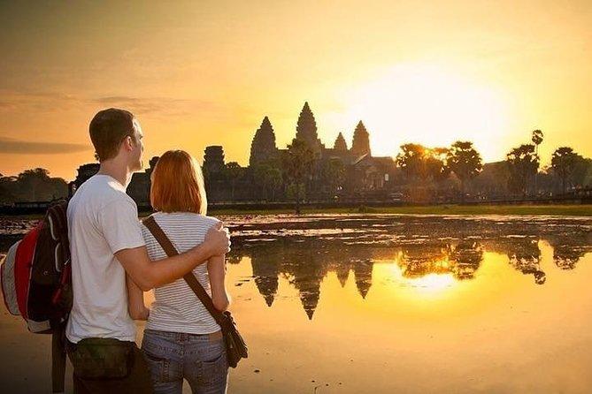 Angkor Wat Sunrise Private Tour