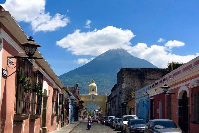 Airport to Antigua Guatemala pick up