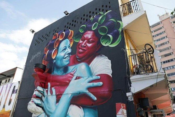 Arte Boriken-Puerto Rican Urban Art Tour W/ Sip & Paint