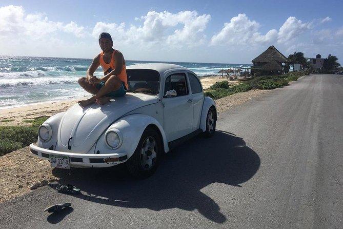 Playa del Carmen off the beaten track