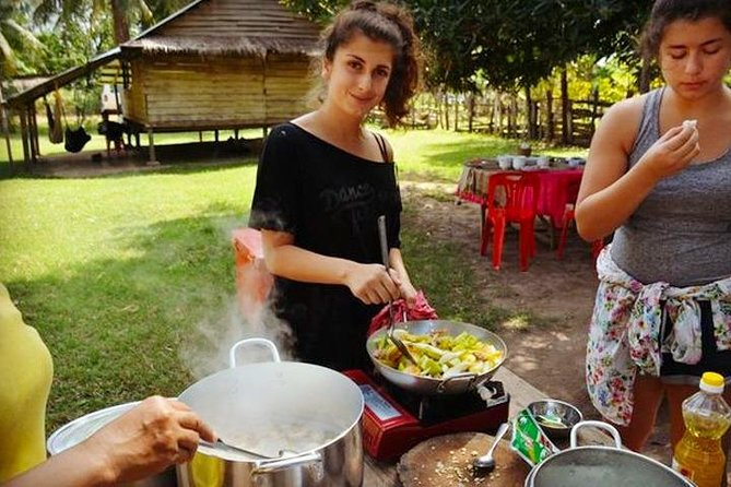 Cambodian Private Cooking Class at a Local's Home