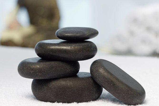 Hot stone massage 120 minutes