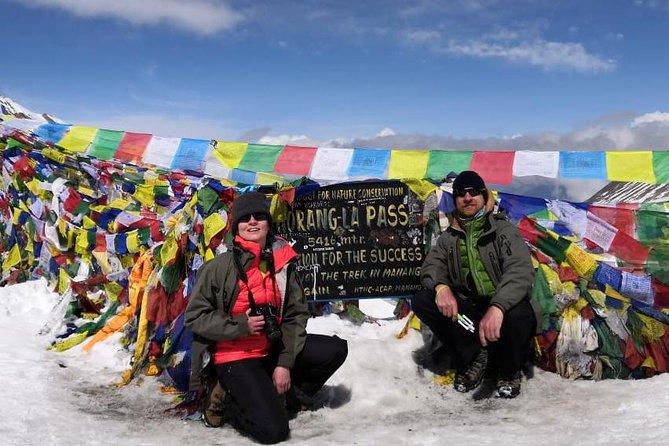 Annapurana Base Camp Trek