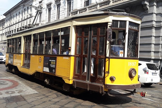 Discover the Best of Milan by Tram!