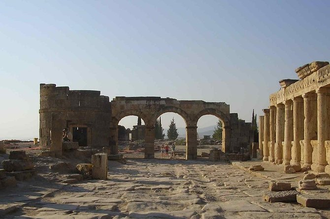 Pamukkale and Hierapolis Day Trip From Side