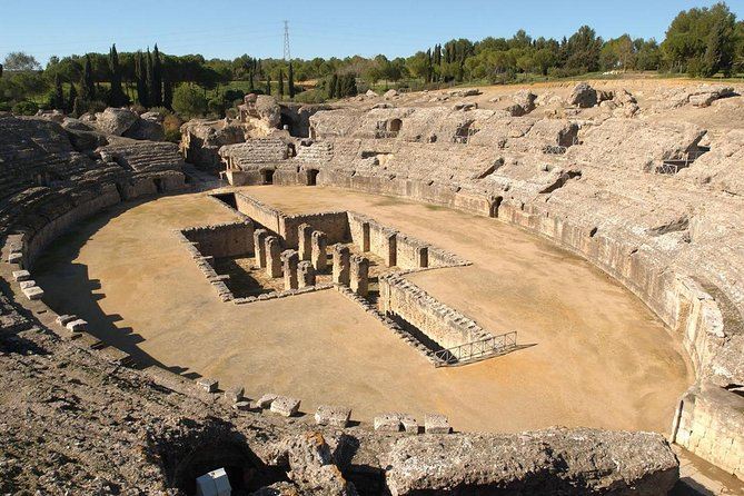 Italica: 3-hour city tour of the emperors from Seville
