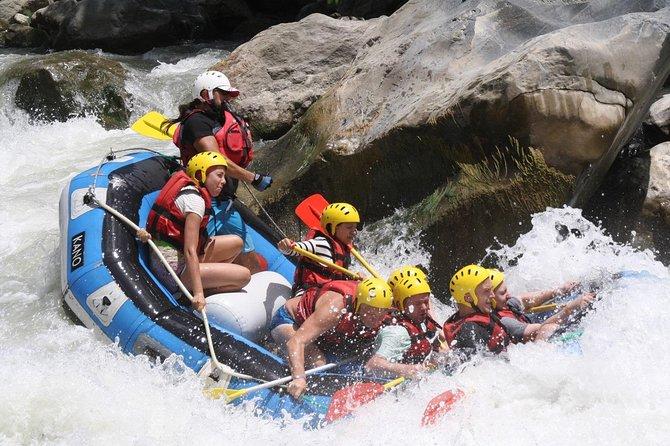 Koprulu Canyon Rafting Tour from Alanya