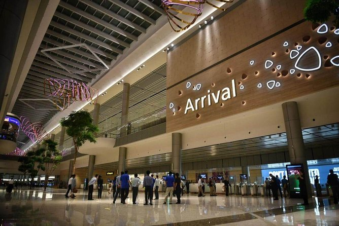 Arrival Transfer from Sultan Abdul Aziz Shah Airport to KUL Hotel