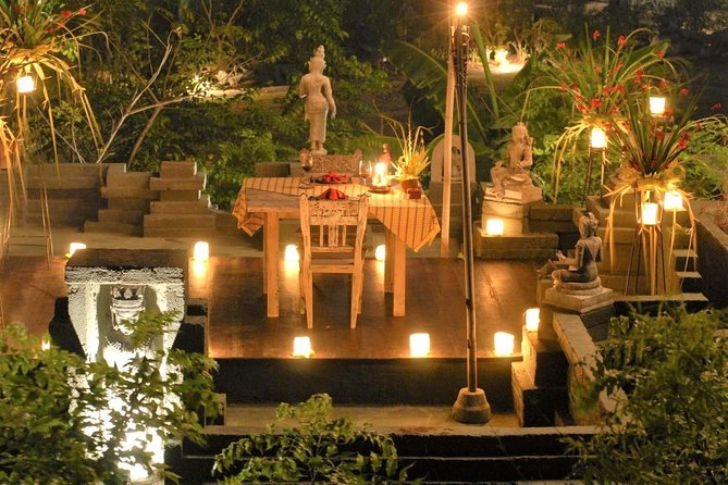 Exquisite Dinner with Spectacular View at Tugu Hotel Lombok