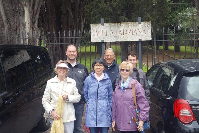 Tivoli villas & gardens guided Day Tour