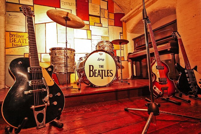 The Beatles & Liverpool Magical Mystery Tour, Beatles Story Museum & Cavern Club