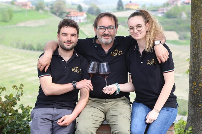 Wine immersion in the heart of the Langhe Area at Tenuta Rocca