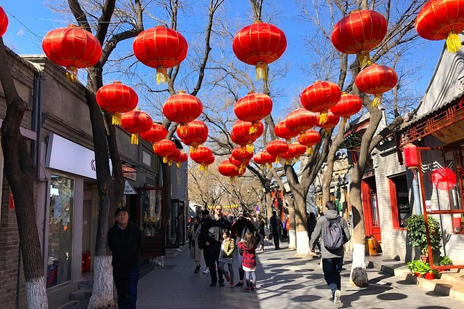 4-Hour Private Beijing Hutong Walking Tour and Lama Temple