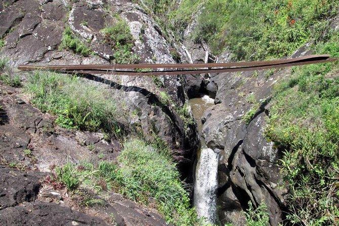 A Hike to Mau Mau Caves in Mt Kenya