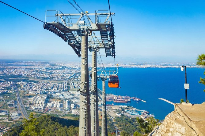 Olympos Cable Car Ride,Tahtali Mountains with Hotel Transfers
