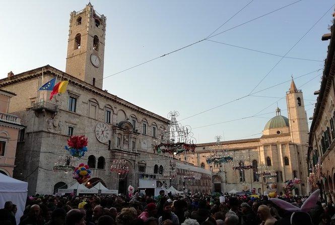 Ascoli Piceno..ride long medieval squares