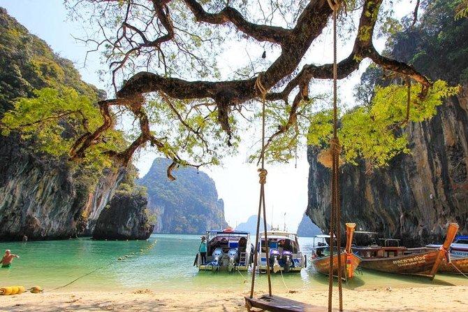Krabi Hong Islands + Yao Island Snorkeling Trip From Phuket