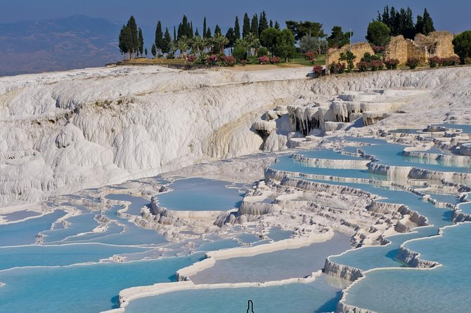 Pamukkale and Hierapolis Day Trip from Bodrum With Lunch