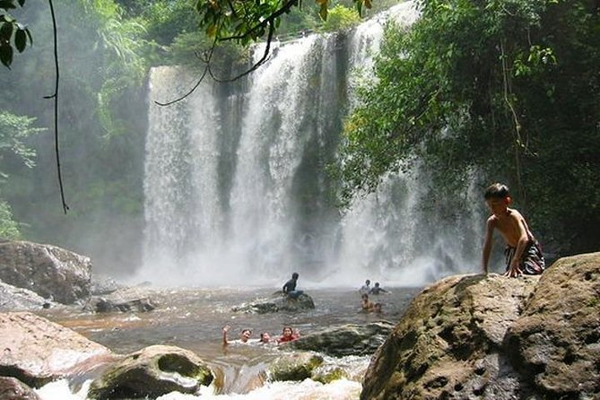FullDay Kulen Waterfall & 1000 Lingas Join-in Tour