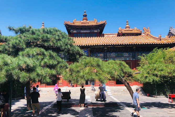 Lama Temple, Hutong and 798 Art District Private Day Tour