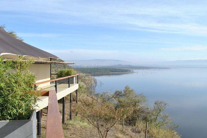 Lake Nakuru, baboon cliff, Makalia water fall ,menengai crater and view point.