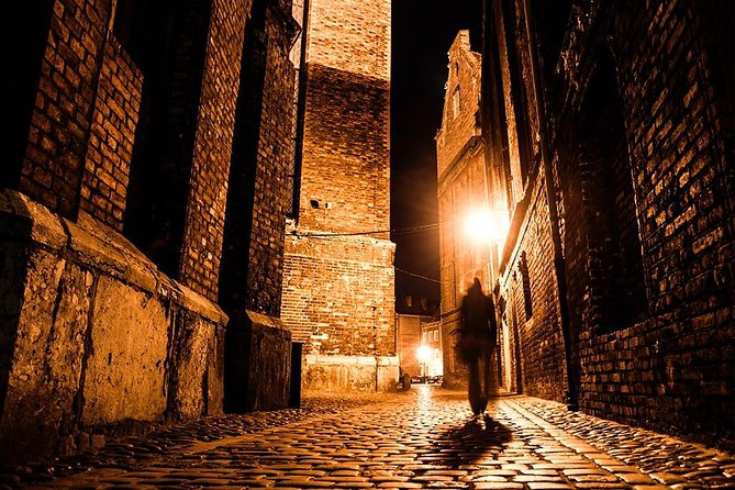 Behind the shadow of evil: Jack the Ripper, Sensorial Tour