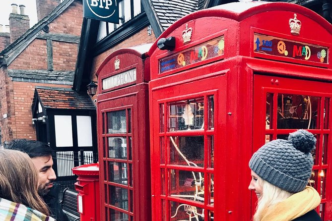 Learn English and explore Stratford-Upon-Avon