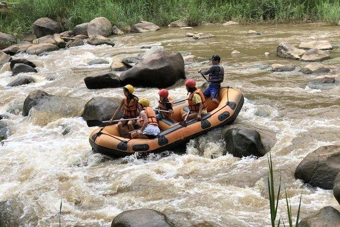 White Water Rafting, Zipline, Trekking and Sticky Waterfalls - two days
