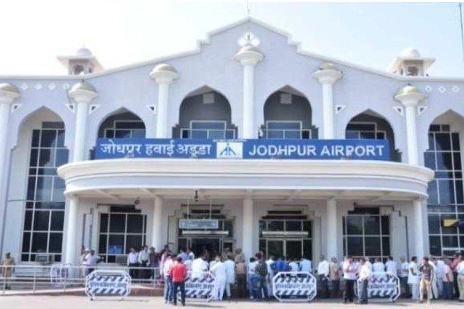 Airport Transfer: Jodhpur Airport (JDH) to Hotels in Jodhpur