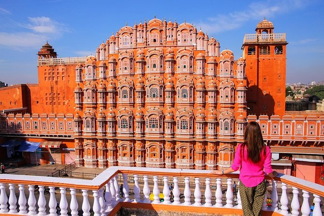 Private Jaipur Tour by Express Train from Delhi